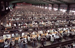 Nike Factory in China